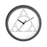 Cute Geometric design Wall Clock