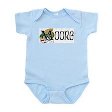 Moore Celtic Dragon Infant Creeper