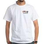 Extraordinary Mosaicist White T-Shirt