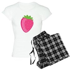 Funny Strawberry Pajamas