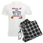 The Darkside Men's Light Pajamas