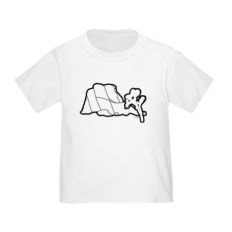 Jtree and Intersection Rock Toddler T-Shirt