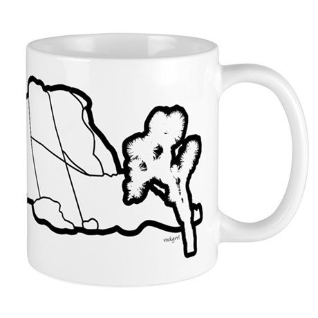 Jtree and Intersection Rock Mug