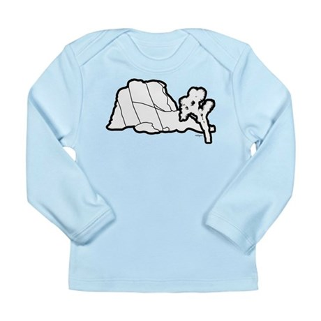 Jtree and Intersection Rock Long Sleeve Infant T-S