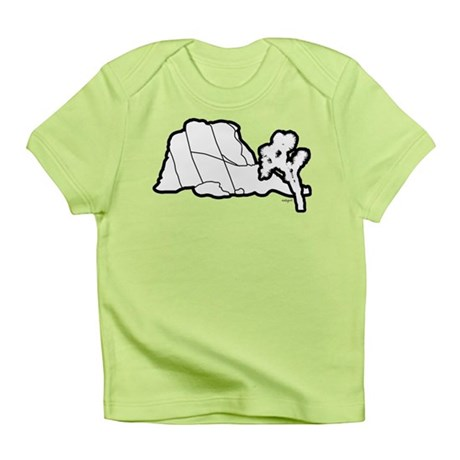Jtree and Intersection Rock Infant T-Shirt