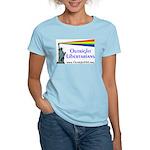 Outright Libertarians Women's Light T-Shirt