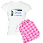 Outright Libertarians Women's Light Pajamas