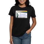 Outright Libertarians Women's Dark T-Shirt