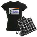 Outright Libertarians Women's Dark Pajamas