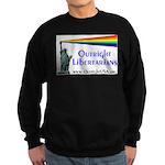 Outright Libertarians Sweatshirt (dark)