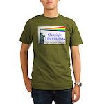 Outright Libertarians Organic Men's T-Shirt (dark)