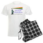 Outright Libertarians Men's Light Pajamas