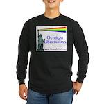 Outright Libertarians Long Sleeve Dark T-Shirt