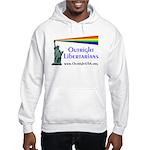 Outright Libertarians Hooded Sweatshirt