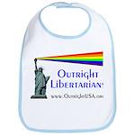 Outright Libertarians Bib
