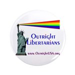 """Outright Libertarians 3.5"""" Button (100 pack)"""
