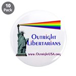 """Outright Libertarians 3.5"""" Button (10 pack)"""