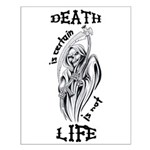 Death is Certain Life is Not Small Poster