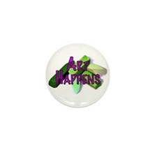 Art Happens (Pastels) Mini Button (100 pack)