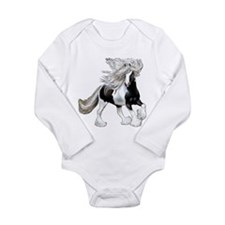 Casanova Long Sleeve Infant Bodysuit