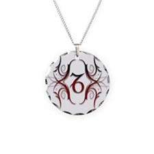 Capricorn Red 1 Necklace