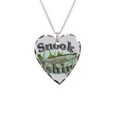 Snook Fishing Necklace