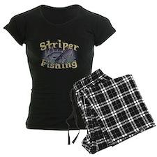 Striper Fishing Pajamas