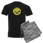 Rockhound Men's Dark Pajamas