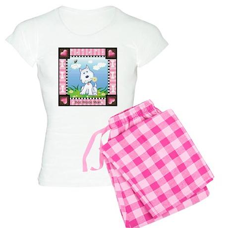 Best Westie Mom Women's Light Pajamas