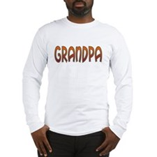GRANDPA Long Sleeve T-Shirt
