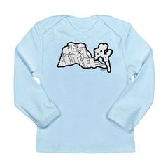 Joshua Tree and Intersection Long Sleeve Infant T-