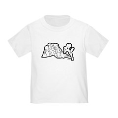 Joshua Tree and Intersection Toddler T-Shirt