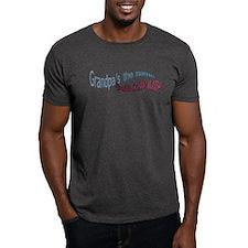 GRANDPA'S THE NAME, SPOILIN'S T-Shirt