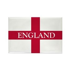 St. George's Cross Rectangle Magnet (100 pack)