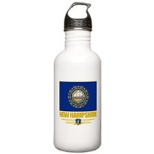 New Hampshire Pride Water Bottle