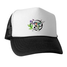 Hummingbird Tribal Trucker Hat