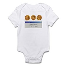 Enable Cookies Infant Bodysuit