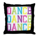Unique Dance team Throw Pillow