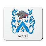 Acocks Coat of Arms Mousepad