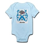 Acocks Coat of Arms Infant Creeper