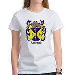 Ackroyd Coat of Arms Women's T-Shirt