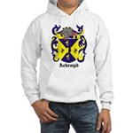 Ackroyd Coat of Arms Hooded Sweatshirt