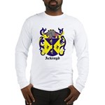 Ackroyd Coat of Arms Long Sleeve T-Shirt
