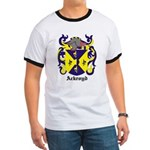 Ackroyd Coat of Arms Ringer T