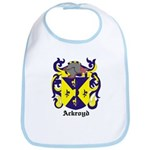 Ackroyd Coat of Arms Bib