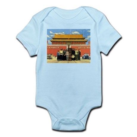 Tiki in Tiananmen Infant Creeper