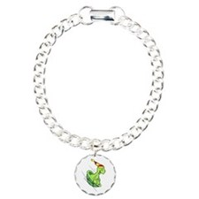 The Joy of Sledding Bracelet