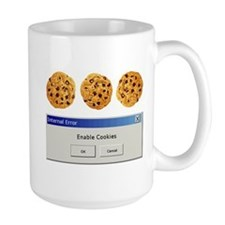 Enable Cookies Mug