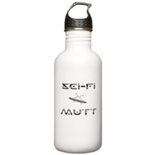 Sci-Fi Mutt Water Bottle