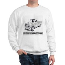 Unique Old chevy truck Sweatshirt